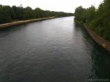 Blick Kanalbrücke