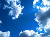 Wolken über Dorsten