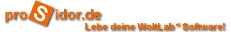 Prosidor - Nachrichten-Seite mit einem Marktplatz und Gebrauchtmarkt zur WoltLab Software.